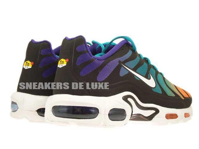 ... 483553-310 Nike Air Max Plus TN Fuse Turbo Green/White-Black ...