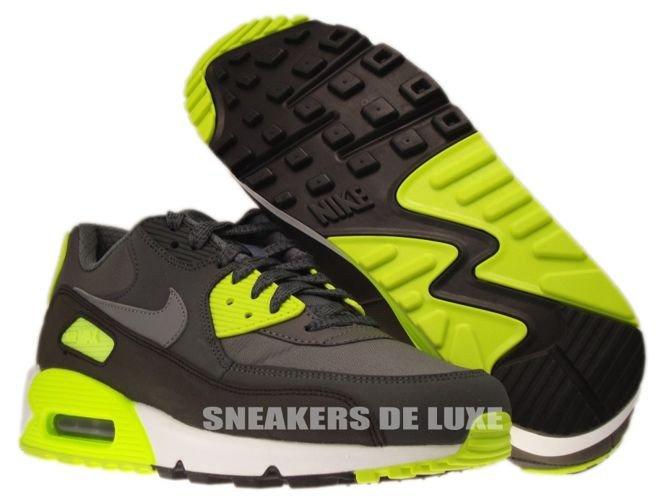 832996660c2e 537384-007 Nike Air Max 90 Essential Dark GreyCool Grey-Anthracite ...
