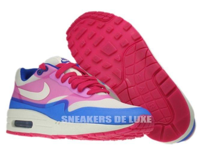 English: 579758-100 Nike Air Max 1 Premium Hyperfuse Sail-Pink ...