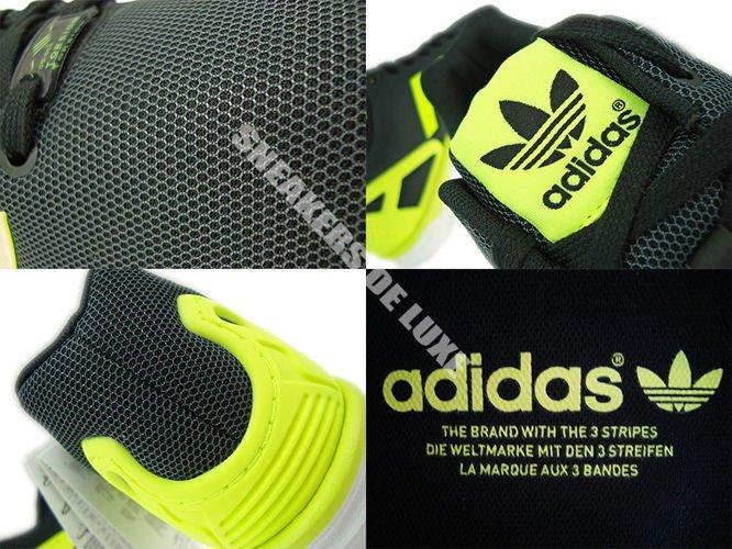 buty adidas zx 710 black/samba blue