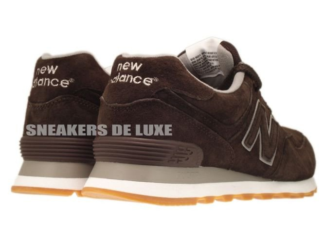 new balance ml 574 brown