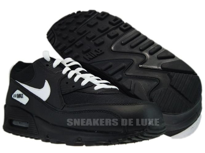 hot sales fbf31 d99f5 Nike Air Max 90 BlackWhite 309299-034 .