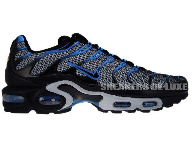 nike air max tn grey and blue