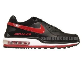 316391-061 Nike Air Max LTD II Black/Gym Red-White-Stealth
