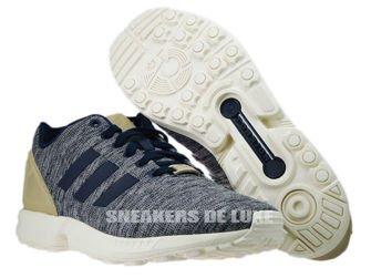 adidas zx flusso collegiale bianco