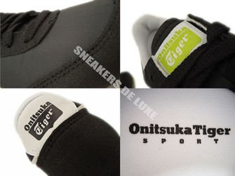 Asics Onitsuka Tiger Sakurada D2P7N-9099 Black/White