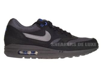 Nike Air Max 1 Black/Dark Grey 308866-040